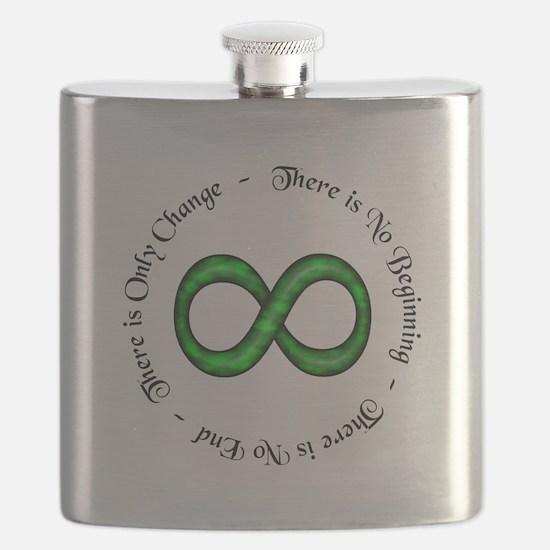 Infinite Change Flask