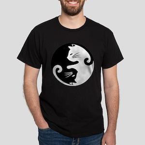 YIN YANG CUTE CATS T-Shirt