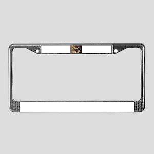 ! License Plate Frame