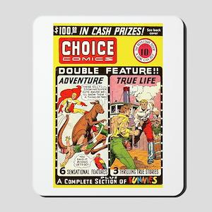 Choice Comics #2 Mousepad