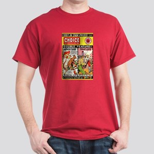 Choice Comics #2 Dark T-Shirt