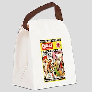 Choice Comics #2 Canvas Lunch Bag