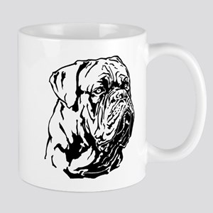 Dogue De Bordeaux. Mug