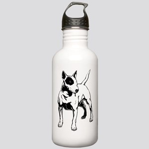 English Bull Terrier Stainless Water Bottle 1.0L