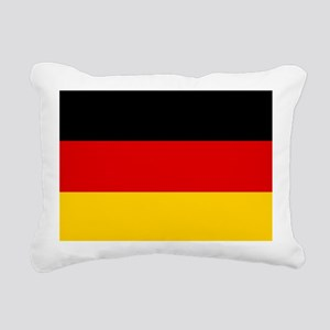 Flag of Germany Rectangular Canvas Pillow