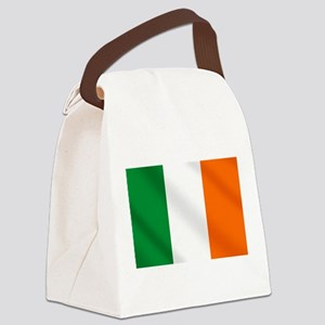 Flag of Ireland Canvas Lunch Bag
