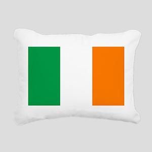 Flag of Ireland Rectangular Canvas Pillow