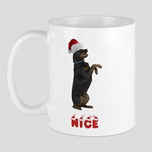 Nice Rottweiler Mug