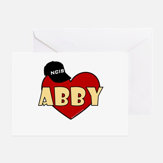 NCIS Abby Greeting Card