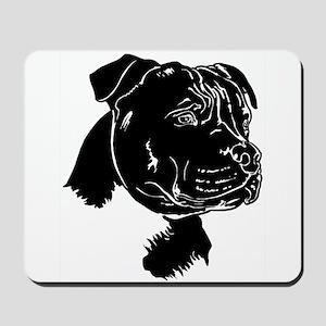 Staffordshire Bull Terrier Mousepad