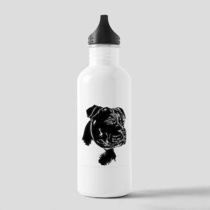 Staffordshire Bull Terrier Stainless Water Bottle