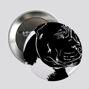 "Staffordshire Bull Terrier 2.25"" Button"