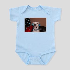 Bulldog Bauble Infant Bodysuit
