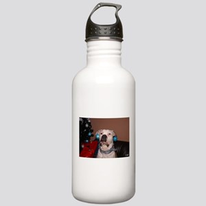 Bulldog Bauble Stainless Water Bottle 1.0L