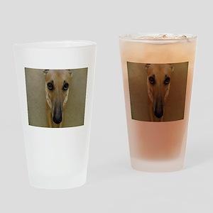 Look of Innocence Drinking Glass