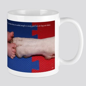 Pitter Patter Paws Mug