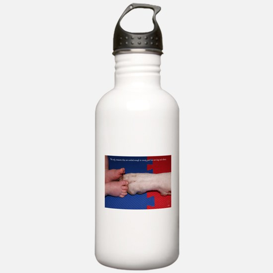 Pitter Patter Paws Water Bottle