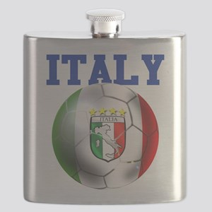 Italy Soccer Ball Flask