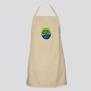 Official Android Unwrapped Gear Apron