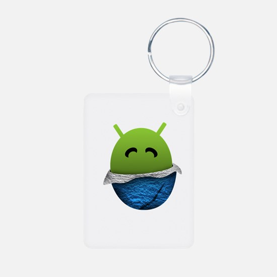 Official Android Unwrapped Gear Keychains
