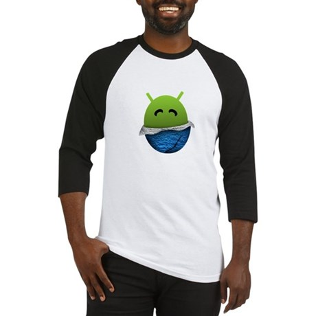 Official Android Unwrapped Gear Baseball Jersey