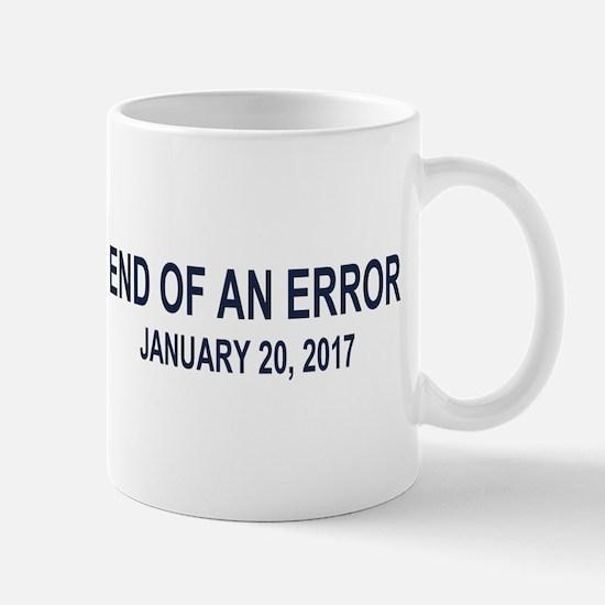 End of an Error Mug