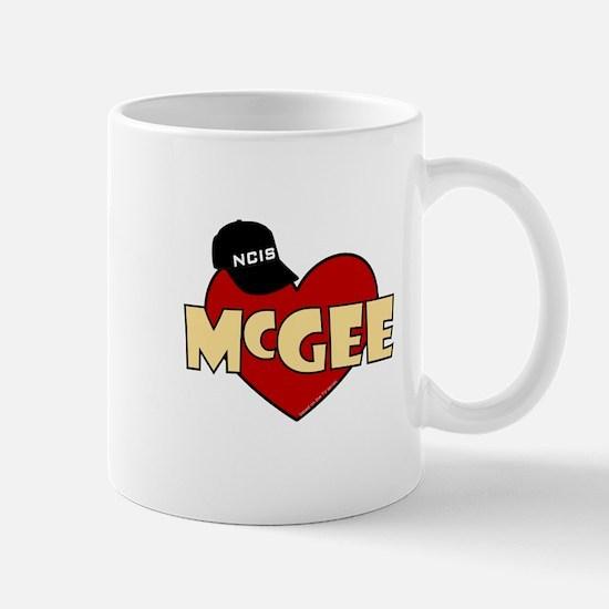 NCIS McGee Mug