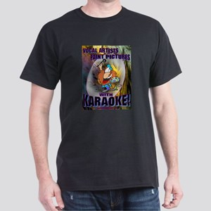 PAINT PICTURES WITH KARAOKE T-Shirt