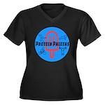 Protein Paletas Original Logo Plus Size T-Shirt