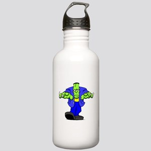 Cartoon Frankenstein Stainless Water Bottle 1.0L