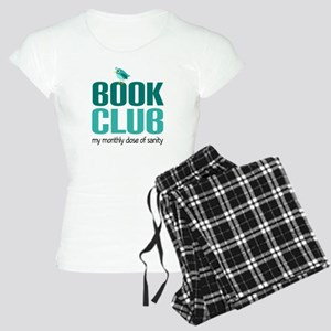 Book Club Sanity Women's Light Pajamas