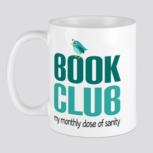 Book Club Sanity Mug