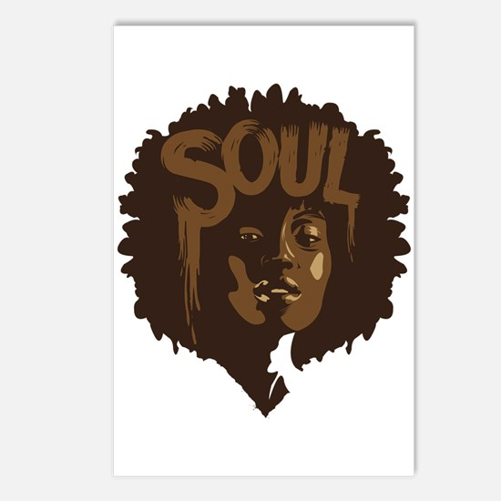 Soul Fro Postcards (Package of 8)
