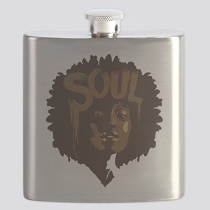 Soul Fro Flask