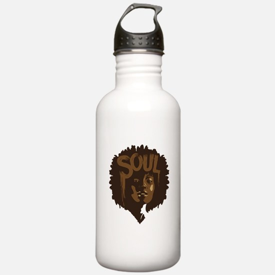 Soul Fro Water Bottle