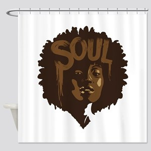 Soul Fro Shower Curtain