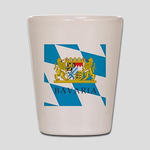 Bavaria Coat Of Arms Shot Glass