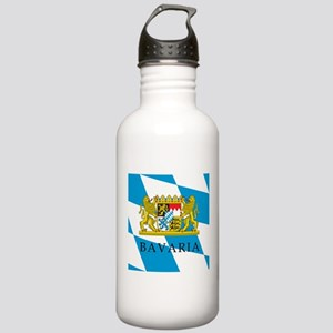 Bavaria Coat Of Arms Stainless Water Bottle 1.0L