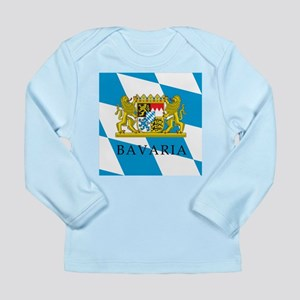 Bavaria Coat Of Arms Long Sleeve Infant T-Shirt