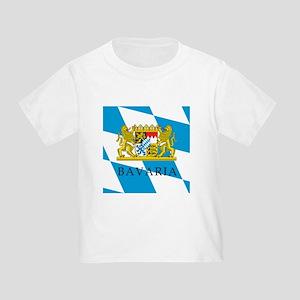 Bavaria Coat Of Arms Toddler T-Shirt