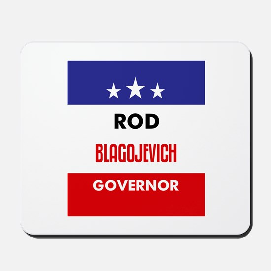 Blagojevich 06 Mousepad