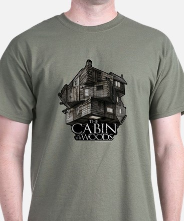 Cabin in the Woods Cube T-Shirt