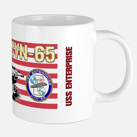 CVN-65 USS Enterprise Mugs
