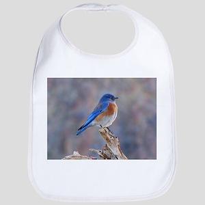 Bluebird of Happiness Bib