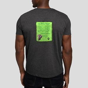 Ponsy Prayer (on BACK) Dark T-Shirt