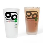 69 Is Your Lucky # Drinking Glass