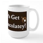 Chocolatey Large Mug