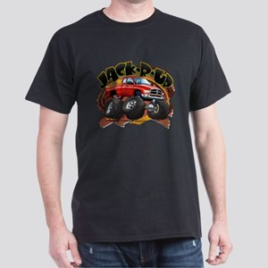 Red Jack-R-Up Ram Dark T-Shirt