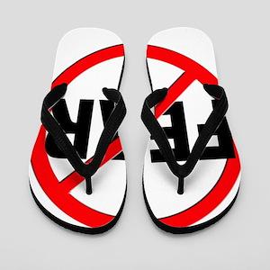 Anti / No Fear Flip Flops