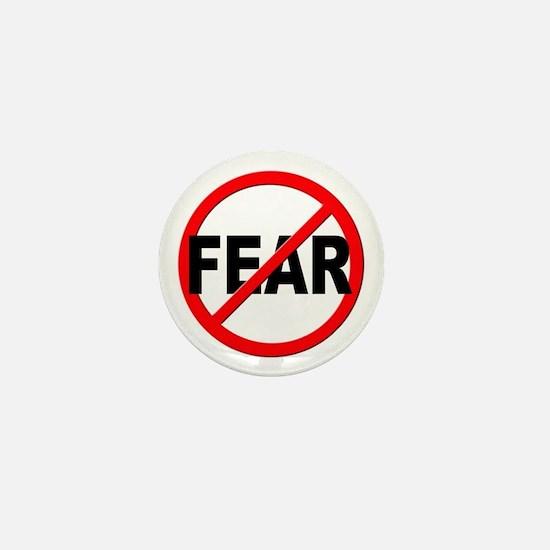 Anti / No Fear Mini Button